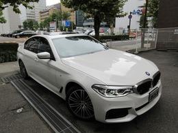 BMW 5シリーズ 540i Mスポーツ ディ-ラ-下取車禁煙車 新車保証ガレ-ジ保管