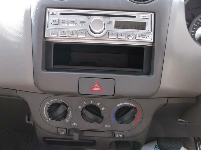 お気に入りの音楽でドライブに楽しんでください。