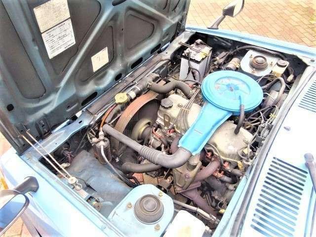 キャブレター車ですがとても始動性も良く扱いやすいです。