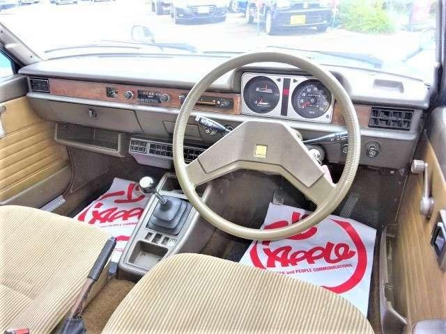こじんまりとしていますがとても実用性の高いお車だと思います。