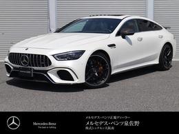 メルセデスAMG GT 4ドアクーペ 63 S 4マチックプラス 4WD カーボンP カーボンセラミックブレーキ