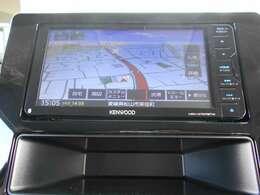 全周囲カメラ・フルセグTV・DVDビデオ再生機能付きナビゲーション搭載車です。