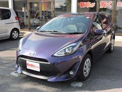 トヨタ アクア の中古車 1.5 G ソフトレザーセレクション 茨城県つくば市 222.3万円