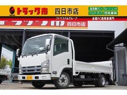 日産 アトラス ロング ハイキャブ 1.55t 平ボディ 4WD 垂直式パワーゲート 全低床 平ボディ