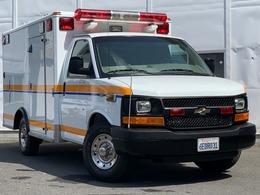 シボレー WHEELED COACH 救急車 近鉄モータース販売 WHEELED COACH 救急車 近鉄モータース販売 法人ワンオーナー