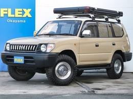 トヨタ ランドクルーザープラド 3.0 TX ディーゼルターボ 4WD ルーフテント・丸目換装・ナローボディ