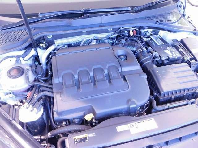 ◇コンパクトながらもパワフルなエンジンです◇