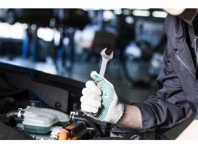 Bプラン画像:整備込※当社在中の国家整備士による100項目という数多くの点検で安心感を現実のものに。さらに、不良個所の交換や修理も無料にて施工。安心納車を致します。