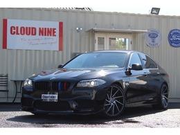 BMW 5シリーズ 528i 当社オリジナルM5仕様製作