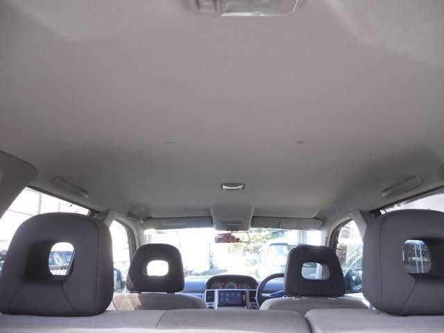 内装【 シート・インパネ周り・天井部分他 】は当社の専門スタッフが、手寧にクリーニングしております!品質には自信を持っております☆納車前にも責任持って作業しますのでご安心ください。