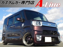 トヨタ ピクシスメガ 660 Gターボ SAII 車高調 17インチ バックカメラ ETC