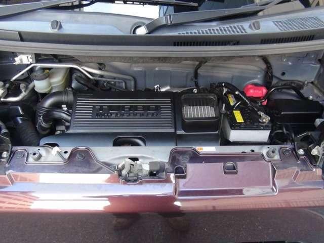 少し距離は走っていますがトヨタ整備でCVTオイルも交換済みです★タイミグチェーン式のパワフルなターボエンジンです★もちろん静かで異音も御座いません。ターボですがアイドリングストップ付きで燃費も良いです