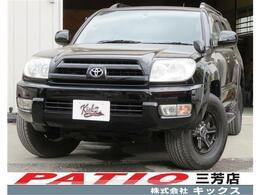 トヨタ ハイラックスサーフ 3.4 SSR-X 4WD 切替4WD 純正SDナビ後カメラ ETC