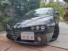アルファ ロメオ アルファ159 の中古車 2.2 JTS セレスピード トゥーリズモII 東京都品川区 98.0万円