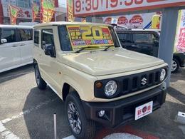 スズキ ジムニー 660 XC 4WD 新車発注納期約10ヶ月セット割