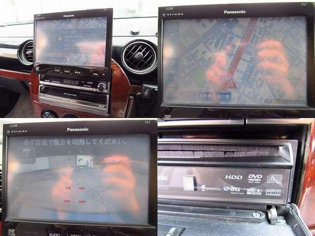 社外HDDナビ。音楽録音、DVD再生、フルセグ、バックカメラ!