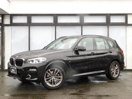 BMW X3 xドライブ20d Mスポーツ ディーゼルターボ 4WD 全方位カメラ フルセグTV オートトランク