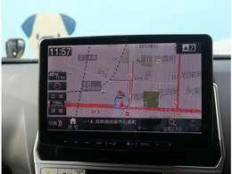 アルパイン11インチフローティングナビ搭載しています。Bluetooth、DVD再生、ミュージックサーバー搭載です。