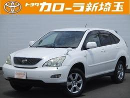 トヨタ ハリアー 2.4 240G Lパッケージ DVDナビ・バックカメラ・ETC・HID