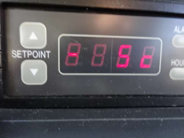 菱重製冷凍機 -5℃から+25℃設定