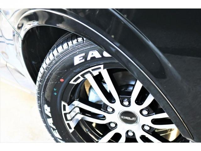 FLEXオリジナルオーバーフェンダー装着!車高下がっているような見た目と車検対応の一石二鳥商品カスタムです!