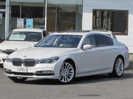 BMW 7シリーズ 740i エクセレンス 認定中古車 弊社下取り 禁煙車ワンオーナ