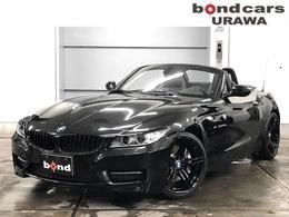 BMW Z4 sドライブ 35is スーパースプリントマフラー・アイライン