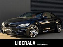 BMW M4クーペ M DCT ドライブロジック アダプティブMサス 赤革 黒キドニー 20AW