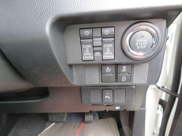 ☆一歩先を行く安全装置充実、車線逸脱警報機能、☆衝突軽減装置装備、低走行中レーダーが検知し、衝突の危険性が高いと判断した場合に、軽減装置装が作動、衝突などの危険回避をサポート、衝突の被害を軽減します。