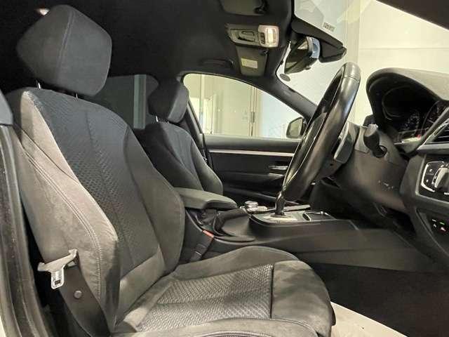 座面の大きい設計になっており、身体をしっかり支えるように作られており、走行中での身体の負担も大きく軽減できるので、BMWでのドライブはロングランにでも最適です。