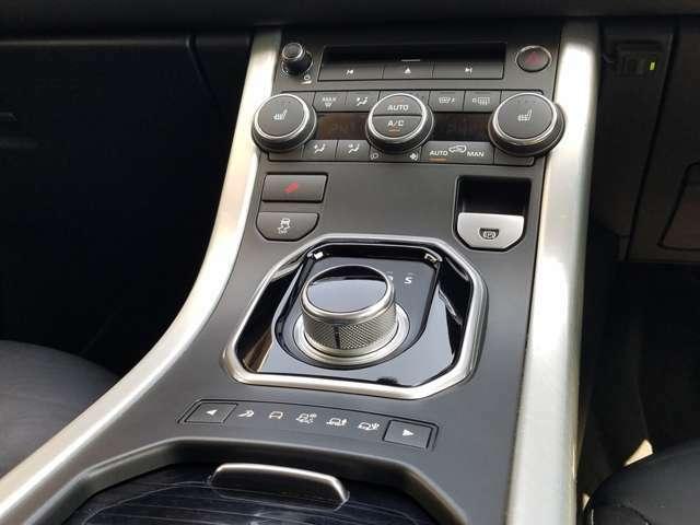 アダプディブダイナミクス装着車ですので、テレインレスポンスには「ダイナミック」モードが追加されます。