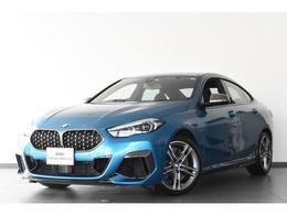 BMW 2シリーズグランクーペ M235i xドライブ 4WD 認定中古車 衝突軽減B ACC Bカメ 元試乗車