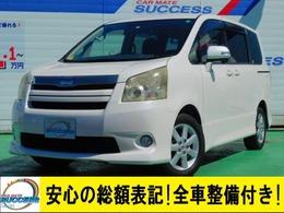 トヨタ ノア 2.0 Si HDDナビFセグ両PSDHIDETCBカメ/101真珠