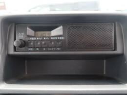 純正ラジオオーディオ装着!