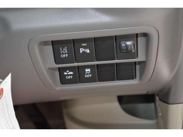 誤発進抑制や車線逸脱警報など、ドライバー思いのスズキセーフティサポートが、あなたの運転を支えます