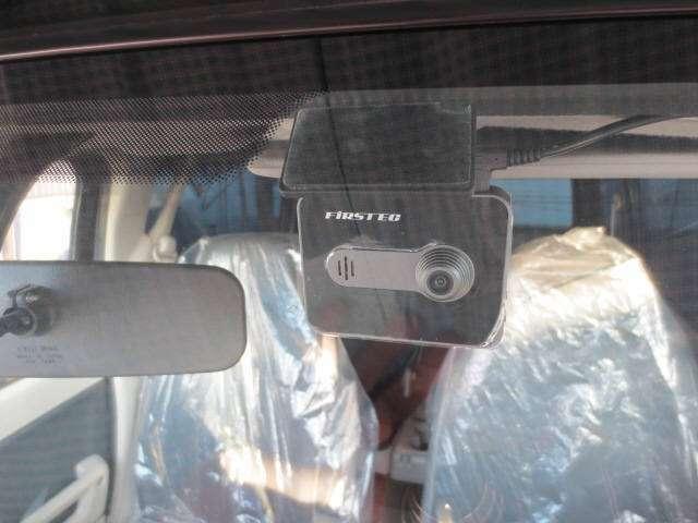 Bプラン画像:ドライブレコーダーの取り付けも出来ます!