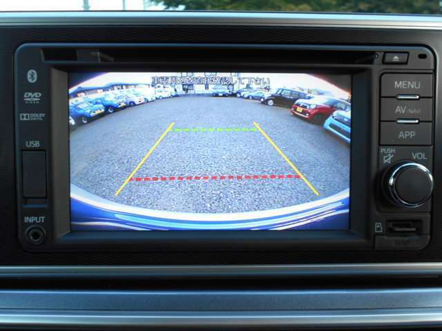 メモリーナビが装着されており、SDカードやUSB接続による音楽、ワンセグの視聴も可能となっております。バックカメラも装備されておりますので駐車時も安心です♪