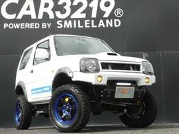 スズキ ジムニー 660 XG 4WD コイル・ボディリフトUP RAYS16AW マフラ-