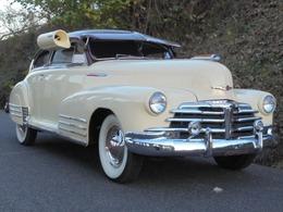 シボレー フリートライン 1948年モデル 直6 3500cc 3速MT