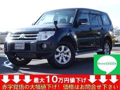 三菱 パジェロ の中古車 3.0 ロング エクシード 4WD 埼玉県川越市 79.9万円