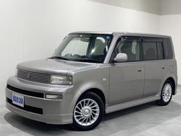 トヨタ bB 1.5 S Wバージョン 4WD サンルーフ エンジンスターター ナビ