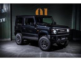 スズキ ジムニー 660 XC 4WD BLACKジムニー 3インチリフトアップ