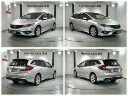 U-Select Premium認定車が入庫いたしました。走行距離無制限 2年保証付。更にホンダカーズ愛知だけの3つの特典が付いています。