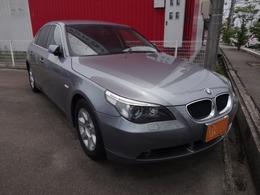 BMW 5シリーズ 525i ハイラインパッケージ 黒革シート