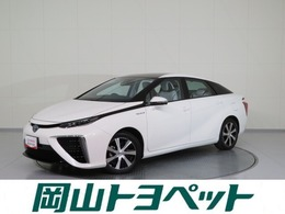 トヨタ MIRAI ベースモデル 試乗車 Mナビ 安全装置 LED