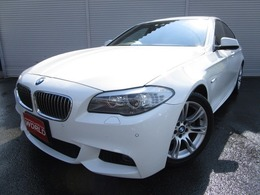 BMW 5シリーズ 523d ブルーパフォーマンス Mスポーツパッケージ 純正HDDナビフルセグ フリップダウン