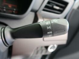 【オートライト】は、付け忘れや消し忘れを防ぐことができます。高速道路などのトンネルなどにも役立ちます♪