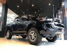NEWハイラックス受注開始!!X,ZグレードどちらもOKです!理想のお車をご提案させていただきます。