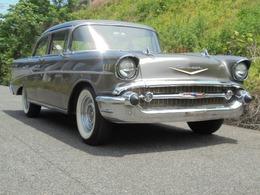 シボレー ベルエア 1957モデル 2ドアセダン V8 4600cc 後輪エアサス