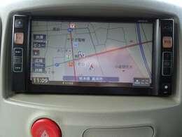 純正メモリーナビ CD・DVD再生 ワンセグTV Bluetooth対応★携帯電話にダウンロードした音楽が車内でも楽しめます。ハンズフリー通話も可能です!